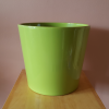 decorative container amanda green 12 inch ceramic
