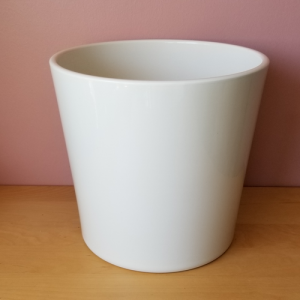 decorative ceramic container for indoor plants houseplants panna ceramic 12 inch plant container sale Mississauga Toronto Brampton Oakville Burlington GTA