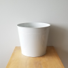 decorative container for indoor plants houseplants tin round 10 inch plant container sale Toronto Mississauga Etobicoke Brampton Burlington Oakville Hamilton GTA