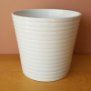 decorative ceramic container for indoor plants white sale Mississauga Toronto Burlington Brampton Oakville GTA